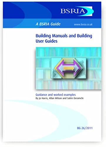 building manuals and building user guides guidance and worked rh amazon co uk building user guide example building user guide uk