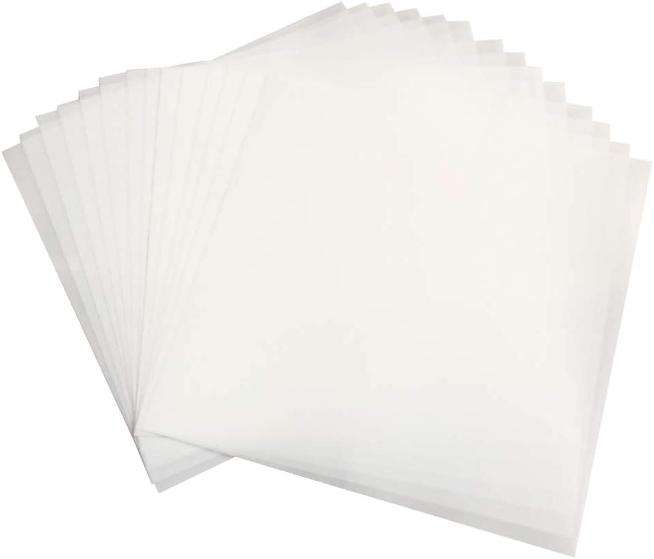 30pcs 7mil Blank Stencil Material, 12 x 12inch Blank PET Templates Stencil Sheets- Make Your own Stencil