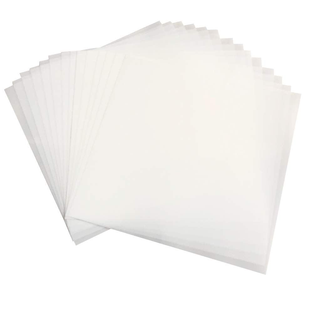 30pcs 7mil Blank Stencil Material, 12 x 12inch Blank PET Templates Stencil Sheets- Make Your own Stencil by FOMSAF