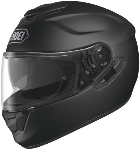 Shoei GT-Air Matte Black Full Face Helmet - Large by Shoei