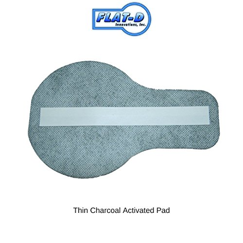 Underwear Flatulence Charcoal Pads Fart Filters Deodorizer for Gas and Fart Absorbing no More Embarrassment This is The Solution You