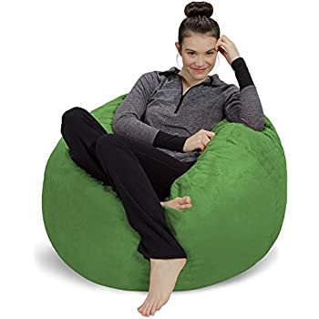 Sofa Sack Bean Bag Chair, 3u0027, Lime