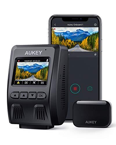 AUKEY Wi-Fi Dash Cam
