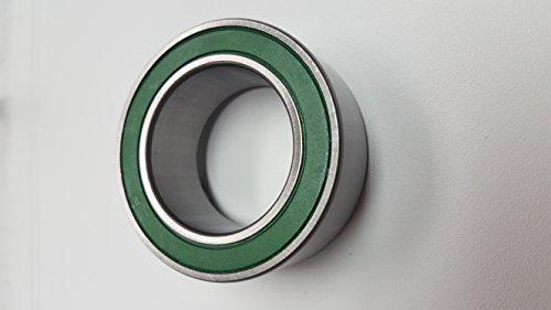 (CLIMAPARTS AC Compressor Clutch Pulley Bearing 35mm ID x 55mm OD x 20mm Thick (MT2021))