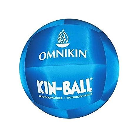 Balón KINBALL® Exteriores 40 (1.02m). Color Azul.: Amazon.es ...