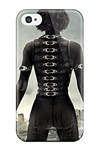 AmandaMichaelFazio Case Cover Protector Specially Made For Iphone 4/4s Alice In Resident Evil 5 Retribution hjbrhga1544