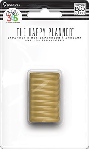 ideas Create Happy Planner Rings
