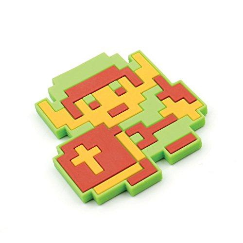Bumkins Nintendo Silicone Teether, Zelda Link