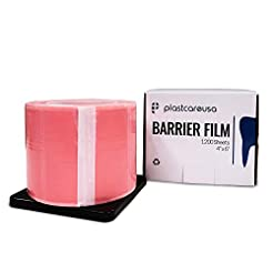 Pink Barrier Film 4 Inches x 6 Inches, 1...