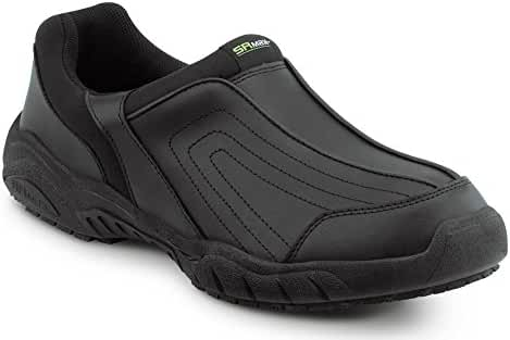 SR Max Charlotte Slip Resistant Men's Slip On Sneaker