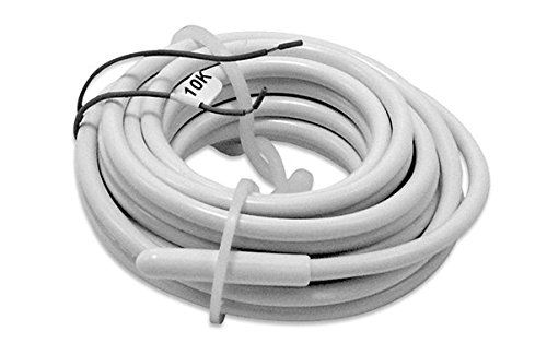 (SunTouch SunStat Floor Heat Sensor Wire 15 Ft Length , fits all Thermostats)
