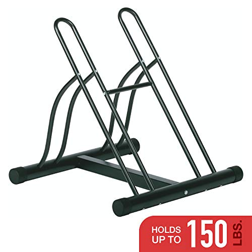 2 Bike Floor Stand - Racor - PBS-2R - Floor Bike Stand - for 2 Bikes