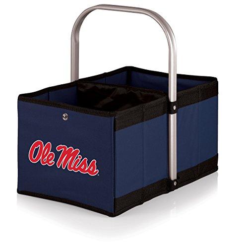 NCAA Mississippi Ole Miss Rebels Urban Market Basket, Navy