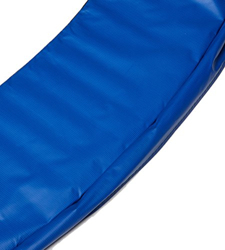 Exacme Trampoline Replacement Safety Pad Frame Spring Round Cover, 14′ For Sale