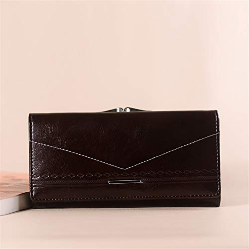 Coffee Color Money Suitable Lovely Purse rabbit Envelope coffee Light Bag Dark Flap Women's For Casual Style Over And Travel Outdoor wZHZBFnq