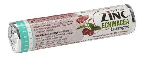 Zinc Lozenges Cherry - 4