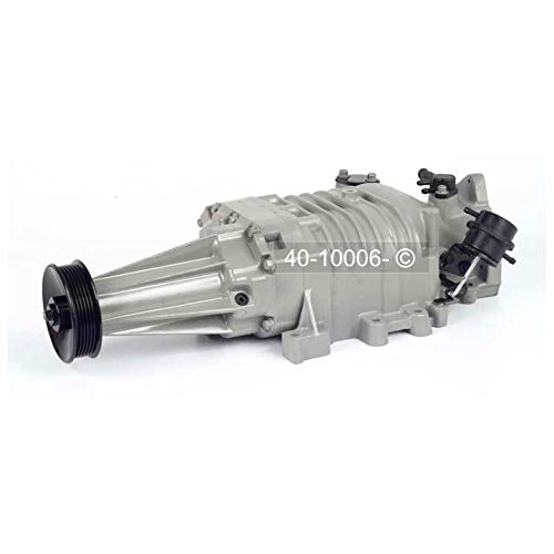 Genuine OEM Remanufactured GM Supercharger For Buick Chevy Olds & Pontiac 3800 - BuyAutoParts 40-10006R Remanufactured Pontiac Bonneville Supercharger