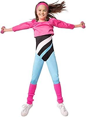 80er aerobic outfit