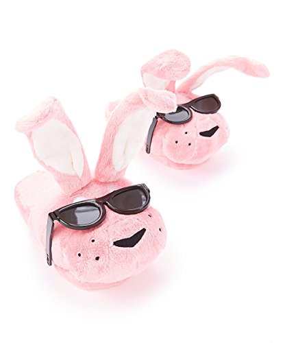 Energizer Plush Bunny Slippers