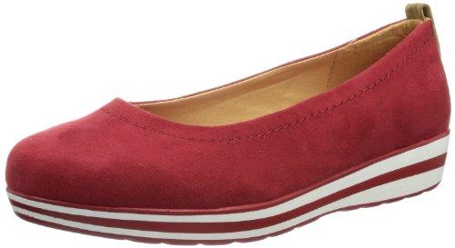 Dockers by Gerli 324010-300007 Damen Ballerinas Rot (Rot)