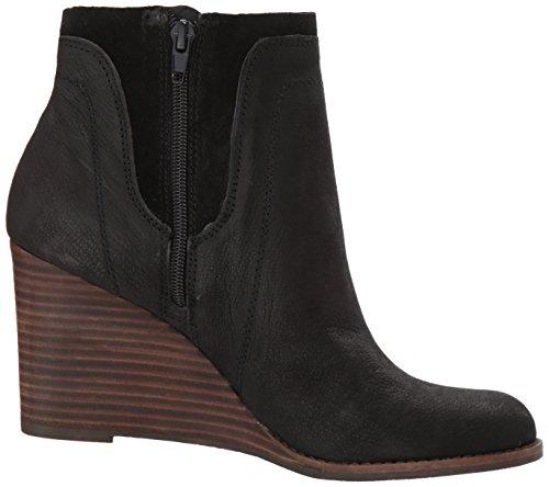 Lyckliga Kvinna Lk-yenata Mode Boot Svart
