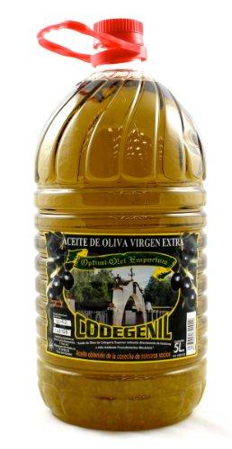 Codegenil Extra Virgin Olive Oil 'Codegenil' 5 litre
