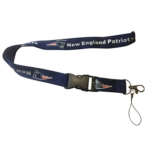 ENJOY 11 NFL design Lanyard with Detachable Buckle ()