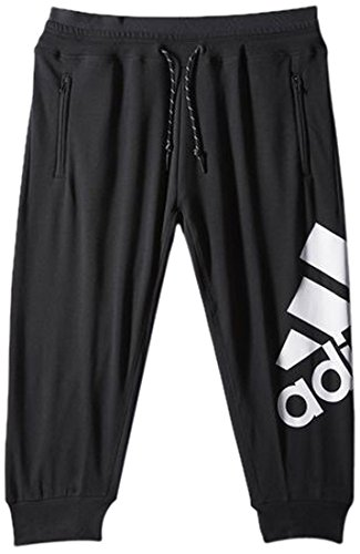 wholesale dealer another chance best sell adidas Damen Essentials Logo 3/4 Trainingshose