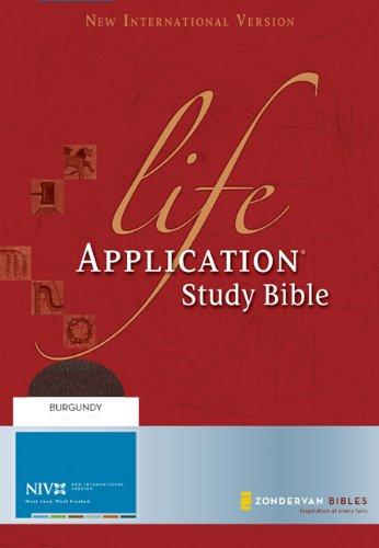 Download NIV Life Application Study Bible (New International