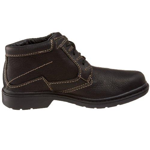 Clarks Mens Rockie Hi Gtx Boot Nero