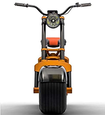 LK Performance Scooter eléctrico Fatboy Harley Style 1200W ...