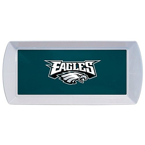 NFL Philadelphia Eagles Relish Tray