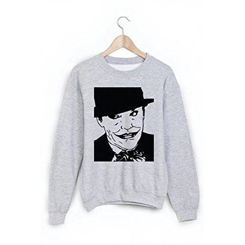 Sweat-Shirt imprimé joker ref 1846 - L