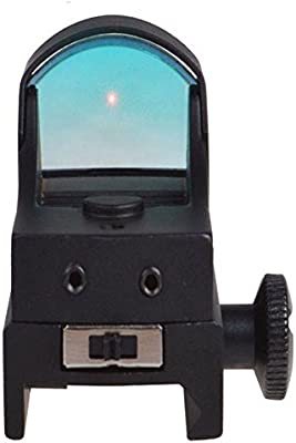 Compact Rail Moun Mini Tactical Sight Holographic Reflex Scope /&Pistol