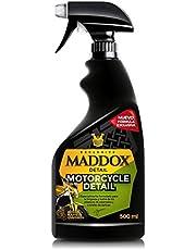 Maddox Detail - Motorcycle Detail - Limpiador para Motos. Sin Agua (500ml)