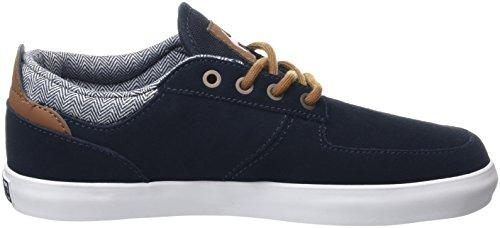 EtniesHitch - skateboarding hombre azul - azul (marino)