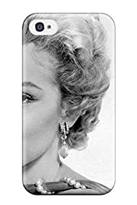 Hot Tpu Cover Case For Iphone/ 4/4s Case Cover Skin - Marilyn Monroe Celebrity People Celebrity