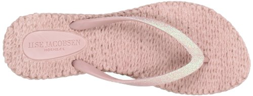 90 donna HEERFUL01 90 Misty Infradito Pink Ilse Jacobsen Rose Rosa AOwFFq