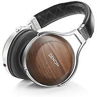 Denon AH-D7200 Reference Over-Ear Headphones (Walnut)