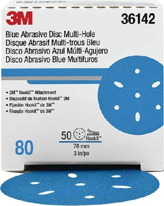 Hookit 36162 Blue Abrasive Disc