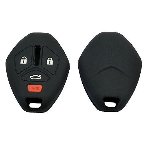mitsubishi car key shell - 4