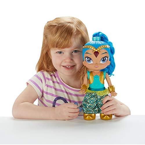 Fisher-Price Nickelodeon Shimmer & Shine, Genie Dance Shine Doll