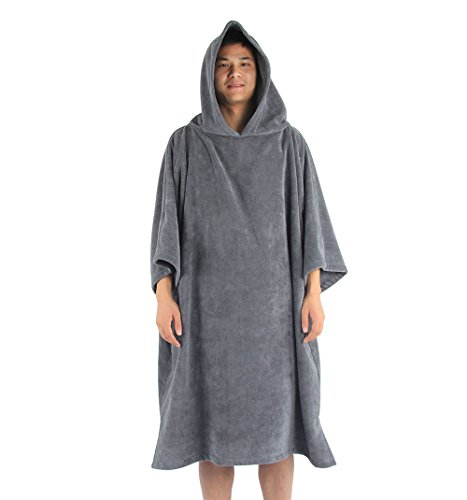Winthome Changing Towel Poncho Robe