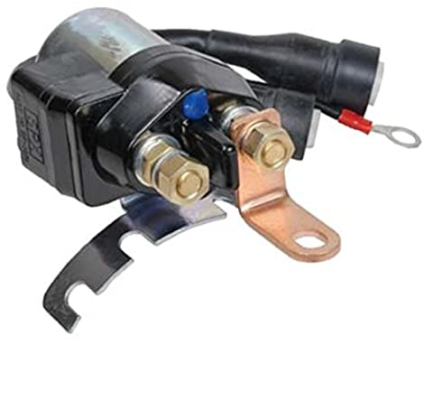 New Smart Smart Solenoid Fenner Stone 12/24V Watertight Connections 9V Shutdown (Smart Parts Solenoid)