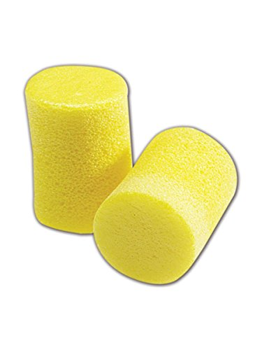 E-A-R by 3M 10080529120028 310-1001 Ear Classic Regular Disposable Foam Uncorded Earplugs, One Size Fits All (Pack of 200) ()