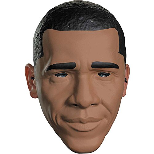 Disguise Obama Vacuform Adult Mask