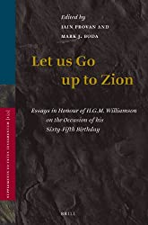Let us Go up to Zion (Vetus Testamentum Supplements)