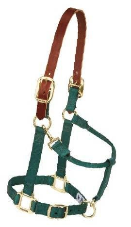 Weaver Breakaway Halter Replacement Crown - Color:Tan Size:Weanling/Pony