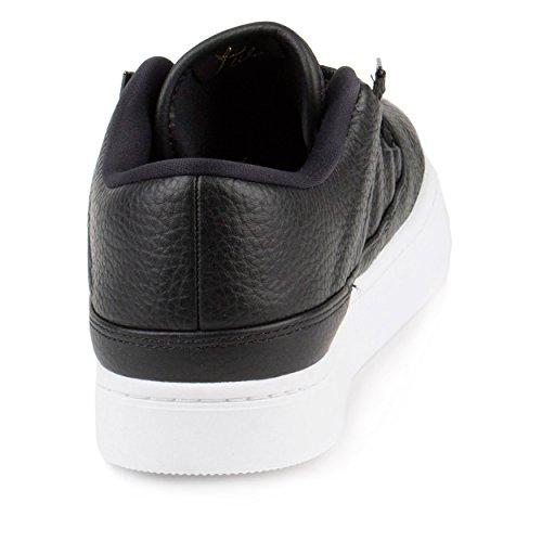 NIKE Mens Jordan Westbrook 0 Low Black/White Leather d2t0Qp9