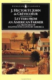 Letters From American Farmer...